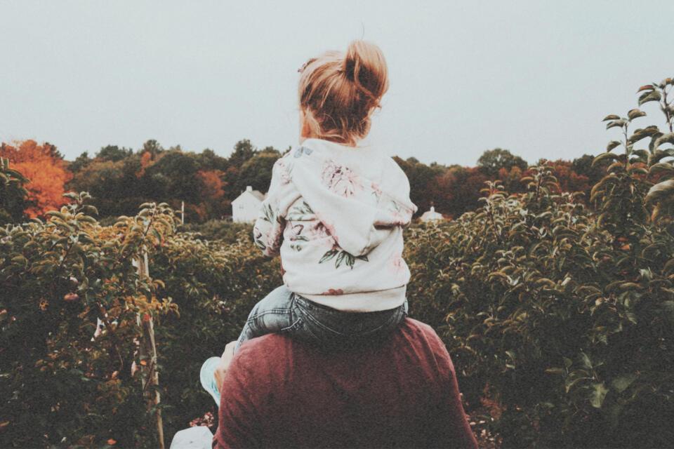 Lettre D'amour D'un Père À Sa Fille