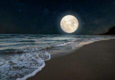 Pleine Lune Sur La Mer Du 20 Septembre 2021 Astrologie Numérologie